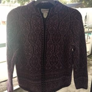Pendleton Sweater Jacket